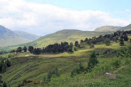 glen: Glen Lyon, Perthshire, Scotland