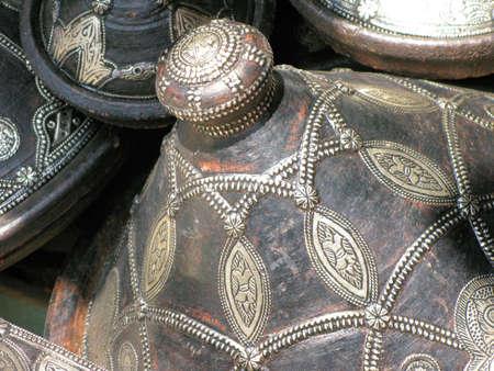 Moroccan lantern photo