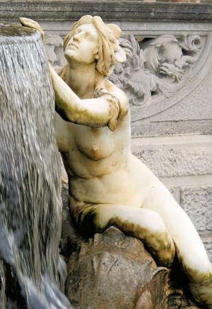 italian fountain: Italian fountain 5
