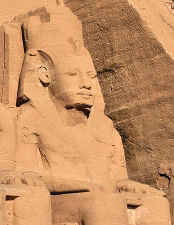 pharoah: Abu Simbel Temple