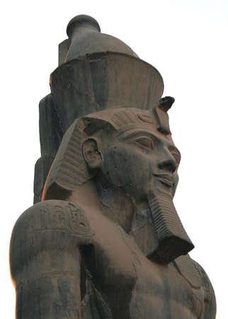 pharoah: Luxor Temple, Egypt