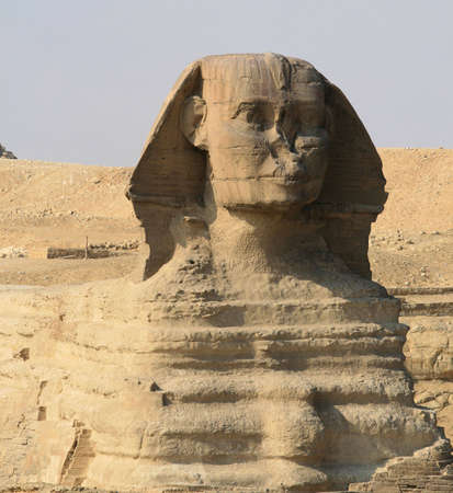 Great Sphinx of Giza Cairo photo