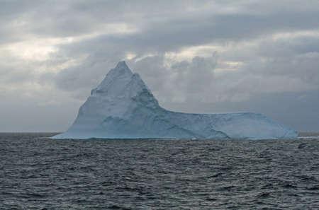 drake: Iceberg in Drake Passage Stock Photo