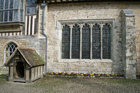 gatehouse: Ightham Mote