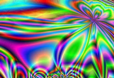 computer created fractal art 版權商用圖片