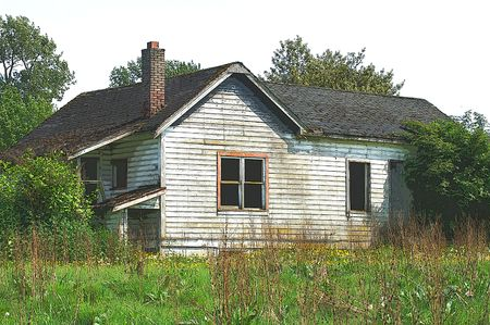 farm house: OLD COUNTRY FARM HOUSE