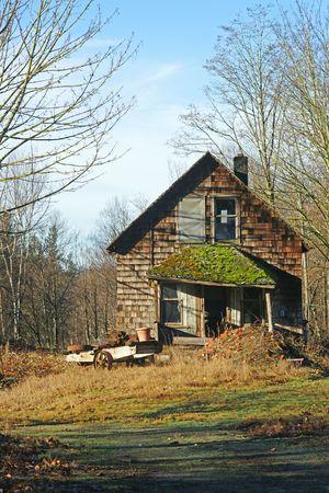 farm house: OLD CEDAR FARM HOUSE