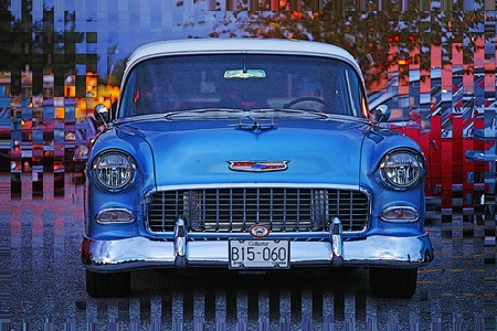 frontend: OLD CHEVY FRONTEND