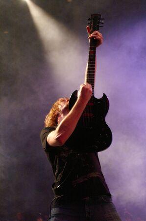 rockstars: PURPLE ROCKER