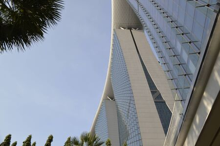 marina bay: Marina Bay Sands   MBS  Singapore