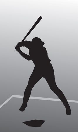 Lefty Batter Clipping Path