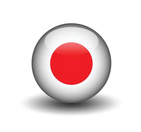 japan flag: flag of japan