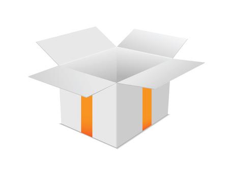 gift box Illustration