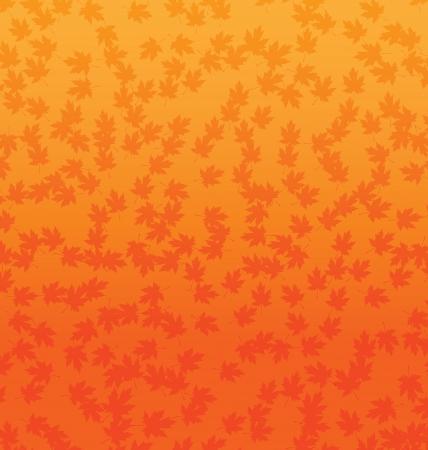 achtergrond herfst bladeren