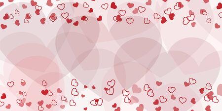 hintergrund liebe: Hintergrund Liebe Illustration