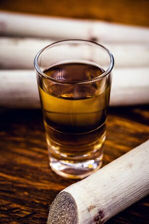 Cachaça, drips, cane or sugarcane is the name given to sugarcane brandy produced in Brazil.