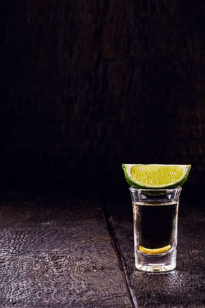 several glasses with mezcal (or mescal) is commonly known as