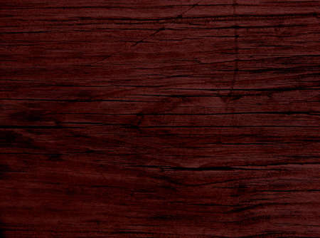 Close-up of an dark Redwood plank.