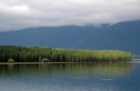 Kootenay Lake, British Columbia.