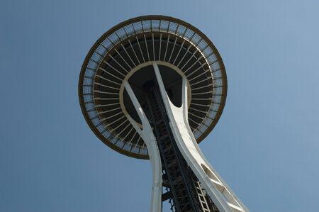 Space Needle, Seattle, Washington Stock Photo - 10950705