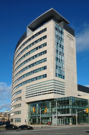 faculty: Desmarais building at the University of Ottawa in Ottawa, Ontario, Canada. In this building you will find the Telfer School of Management and the Faculty of Social Sciences.