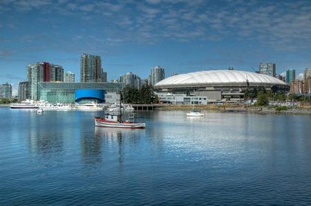 BC Place Stadium, Vancouver, British Columbia Editorial
