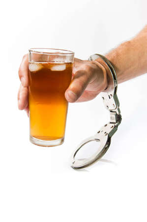 under arrest: Drink and Drive