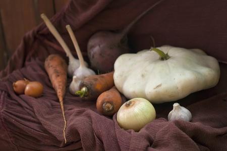 Légumes de kailyard Banque d'images - 10600266