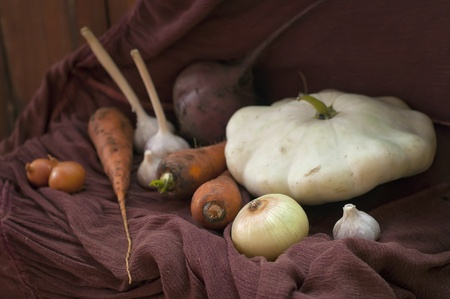 vegetables from kailyard