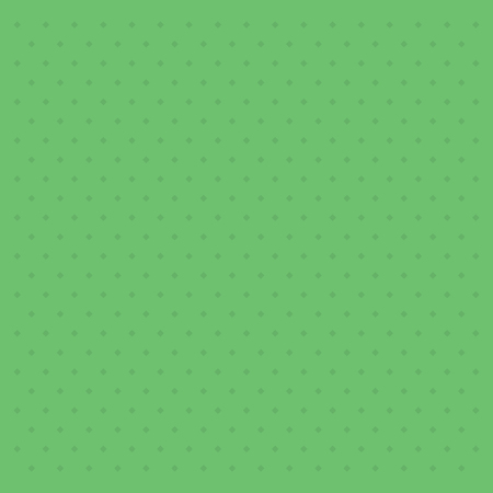 repetition dotted row: green polka dot wallpaper