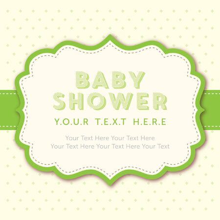 lime: baby shower
