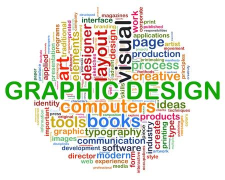 Illustration of Words tag of concept web design Stock Illustration - 20946854