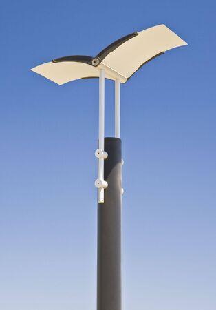 Modern style street lamp Stock Photo - 5663537