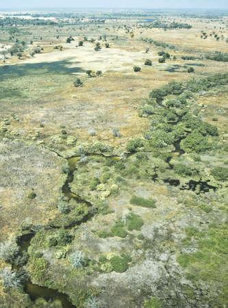 Okavango Delta: Inland delta - Okavango Delta, Botswana