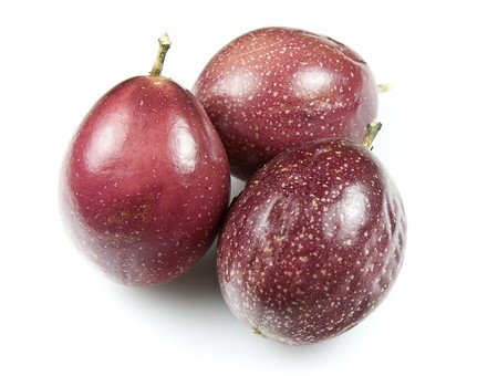 Whole Panama Passion Fruit Stock Photo - 7678095