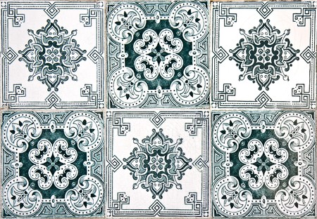 Decorative Tiles (Azulejos) Stock Photo - 7678127