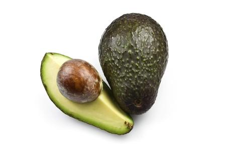 hass: Organic Avocado Stock Photo