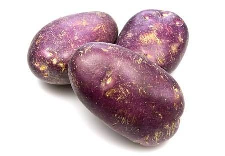spud: Royal Blue Potatoes