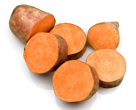Sweet potatoes Stock Photo - 7914915