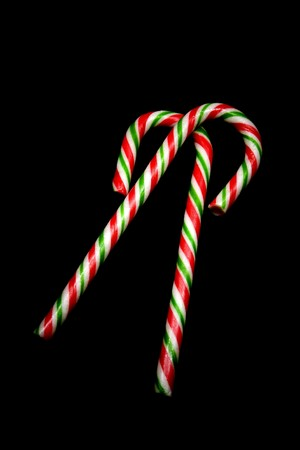 Candy Cane Stick  Stock Photo - 8227385