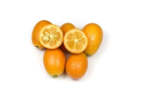 cumquat: Kumquat or Cumquat Stock Photo