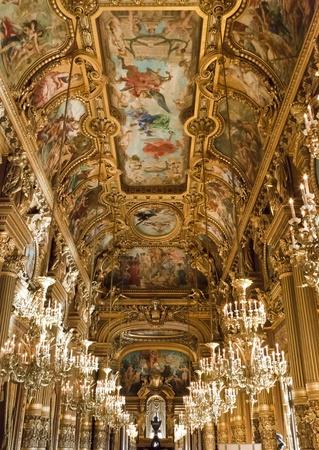 palais: Paris Opera Garnier