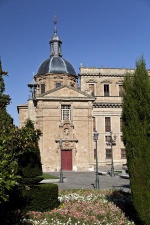 san sebastian: Salamanca Church of San Sebastian