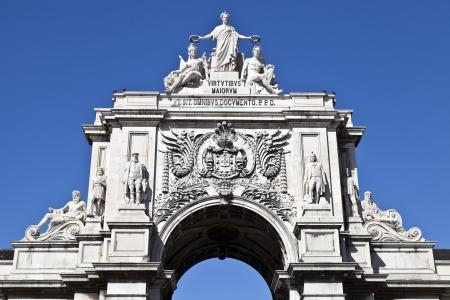 augusta: Arco de la calle Augusta