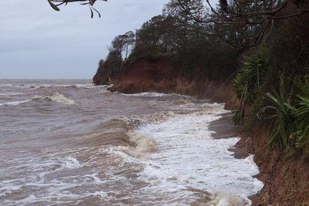 erosion: Cliff Erosion