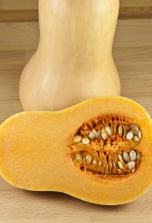 butternut: Butternut Pumpkin Stock Photo