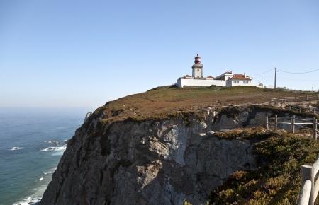 roca: Lighthouse at Cabo da Roca, Portugal