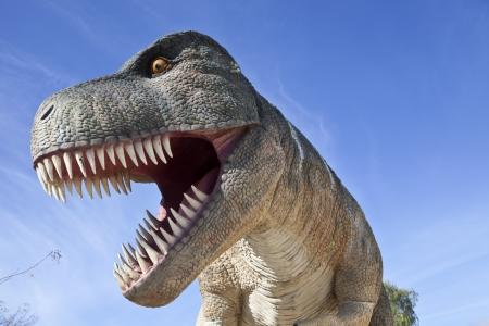 Dinosaurio T-Rex Foto de archivo - 20324573