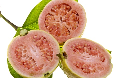 guava: Pink Guava Fruit
