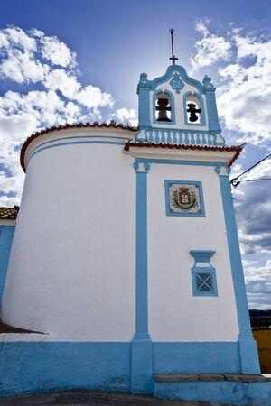 senhora: Chapel of Nossa Senhora da Conceicao in Elvas, Portugal